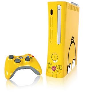 Xbox 360 Simpson