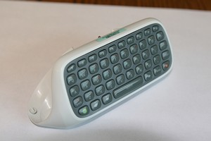 Le clavier en photo